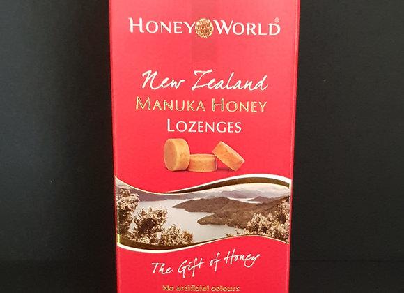 Manuka Honey Throat Lozenges