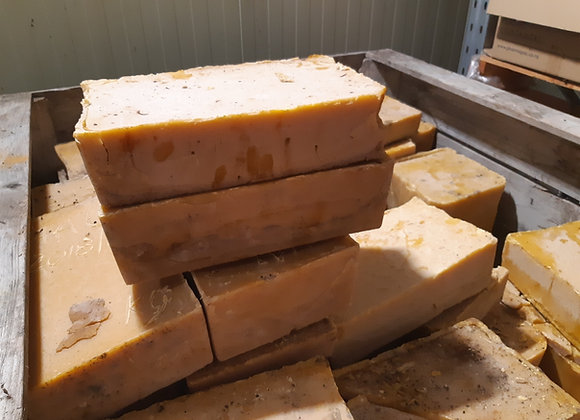 5kgs 100% Unrefined beeswax