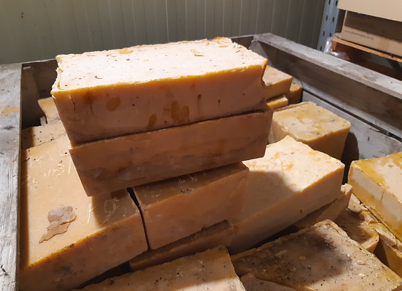6kgs 100% Unrefined beeswax