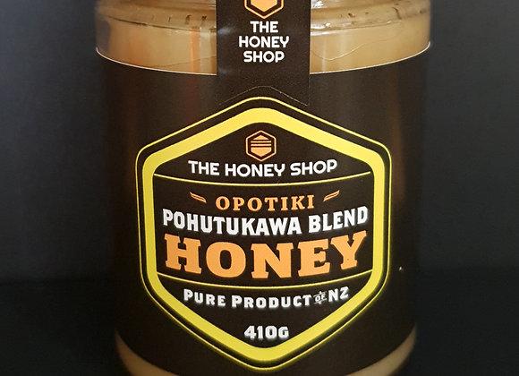 410gm Pohutukawa Honey