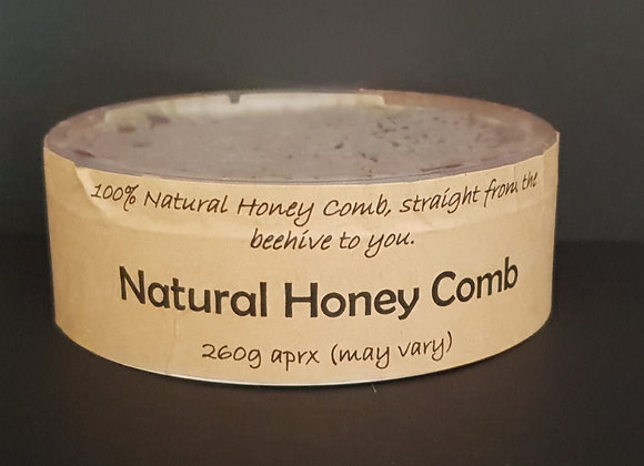 Natural Honeycomb 260gm approx