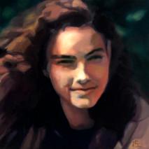 Heavens Portraits: Kathleen