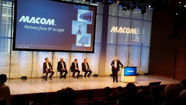 MACOM, PowerPoint Design for Large Event