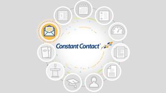 Constant Contact Small Business Marketing Tradeshow Presentation