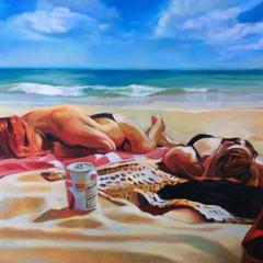 Beach Dreams, 11x14