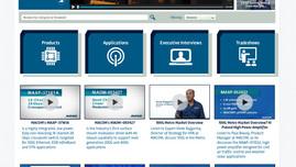MACOM Site Page Design