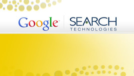 Google Sales & Marketing Presentation Design