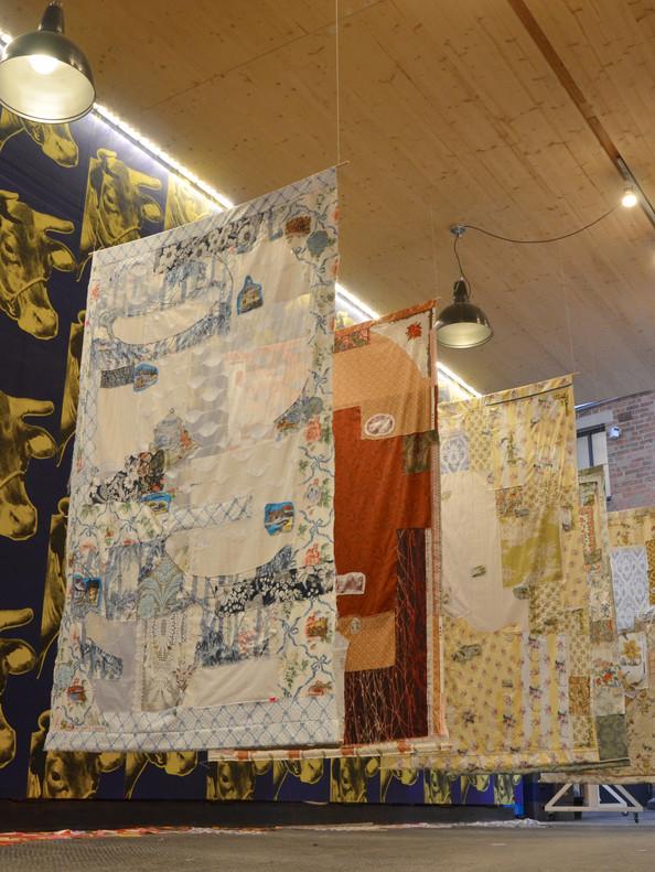 The Factory Floor residency; Modern Art Oxford