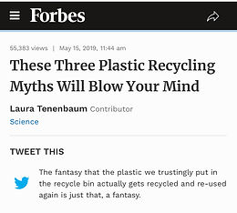 These 3 Plastic Recycling Myths Will Blow You Mind