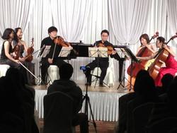 1 - Dvorak String Sextet 첫날 연주 A