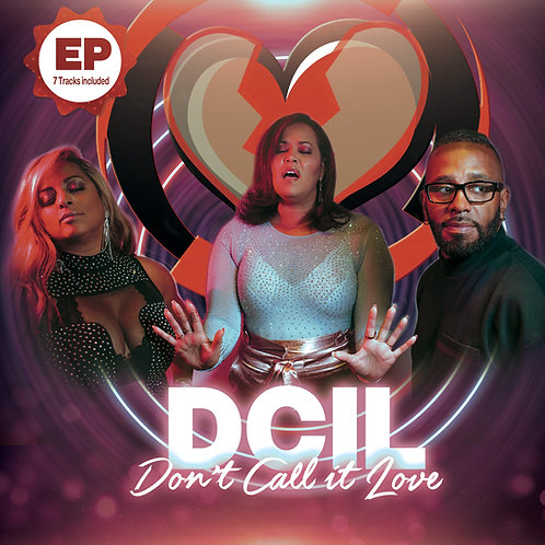 Don't Call it Love - EP