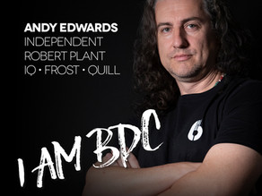 BDC WELCOMES ANDY EDWARDS