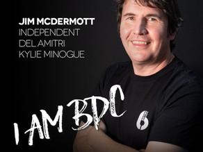 BDC WELCOMES JIM MCDERMOTT