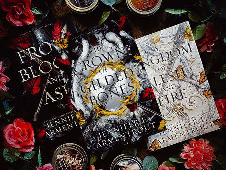 The Crown of Gilded Bones - Jennifer L. Armentrout