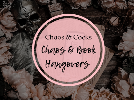 C&C Episode 8: Chaos and Book Hangovers