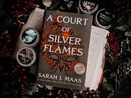 Review: A Court of Silver Flames - Sarah J. Maas