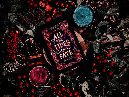 All the Tides of Fate - Adalyn Grace
