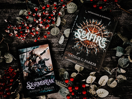 Review: Stormbreak - Natalie C. Parker