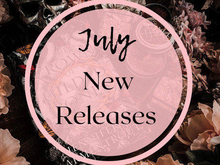 July 2021 New Releases