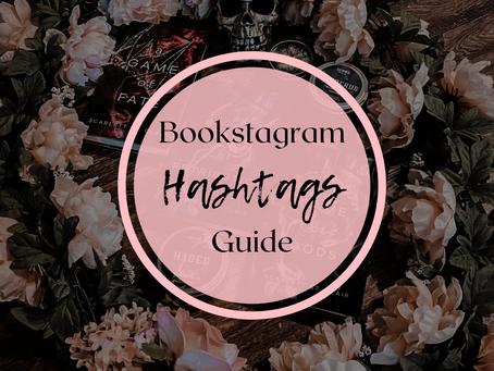 50+ Hashtags to Make Your Bookstagram Shine