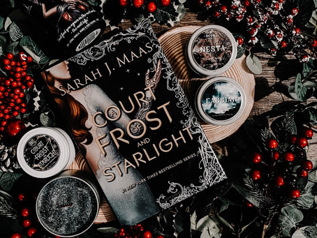 Review: A Court of Frost and Starlight - Sarah J. Maas