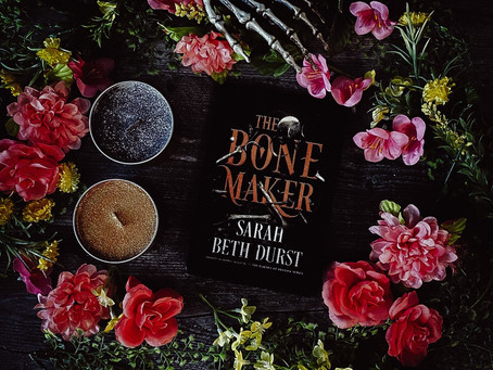 Review: The Bone Maker - Sarah Beth Durst