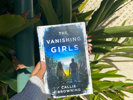 Spend the night with me and The Vanishing Girls...