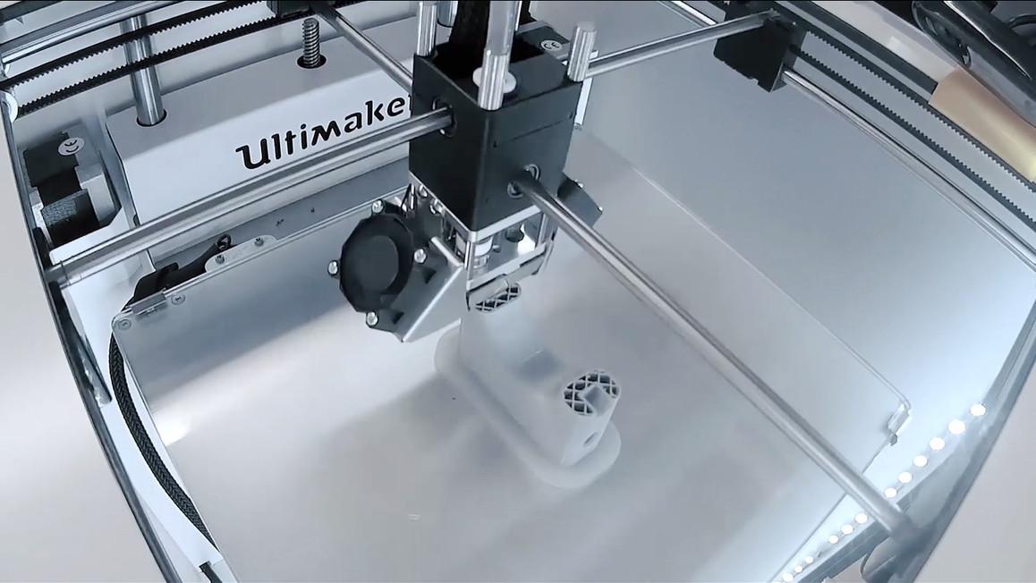 Additive Fertigungsanlage - FDM 3D-Drucker