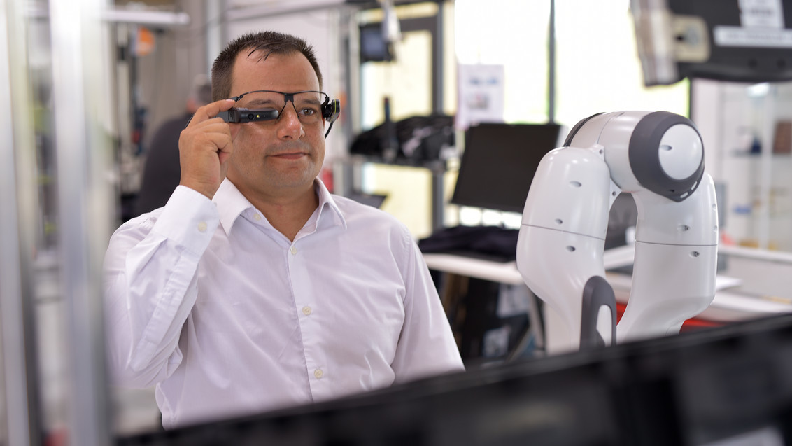 Informatische Assistenzsysteme - Smart Glasses