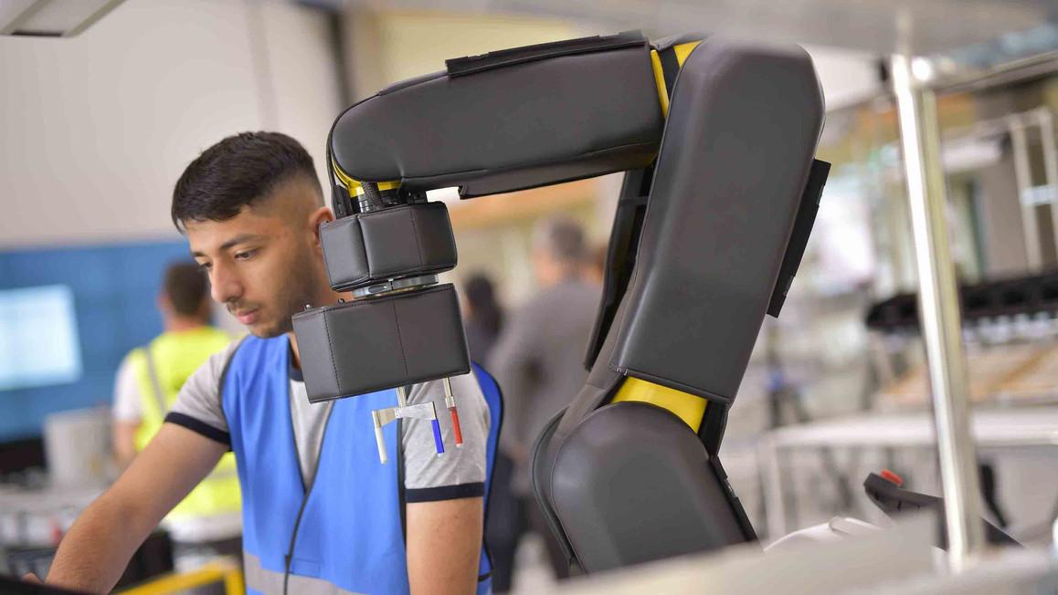 Kollaborativer Roboter - Bosch APAS