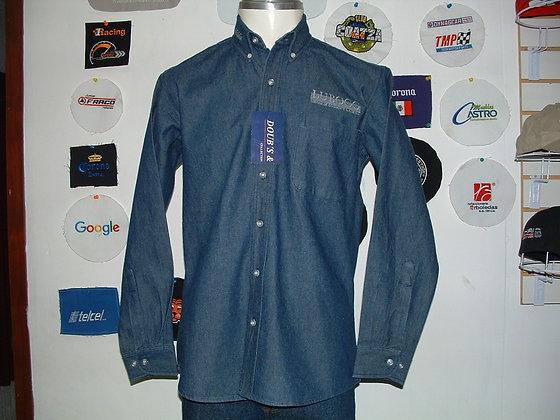 Camisas Mezclilla 7.5 Onz. Color Stone