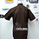 Camisas gabardina 232gr/m² espalda
