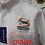 Camisas oxford k. blanco bordado