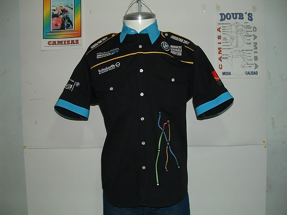 Camisas Racing Mod. 12