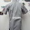 camisas oxford k. gris espalda