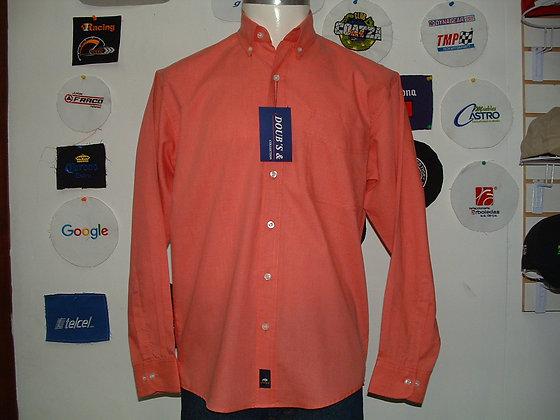 Camisas Color Rojo Sangre