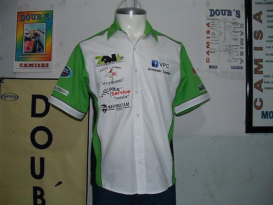 Camisas Racing Mod. 21
