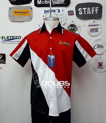 Camisas racing mod. 86