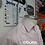 Camisas lino cancun coral cuello