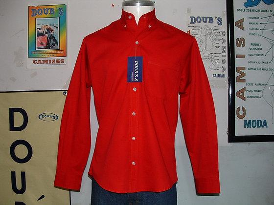 Camisas Color Rojo