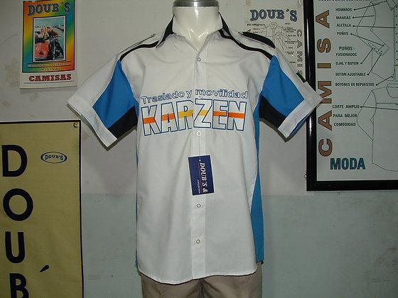 Camisas Racing Mod. 28