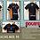 Camisas racing mod. 90 postal