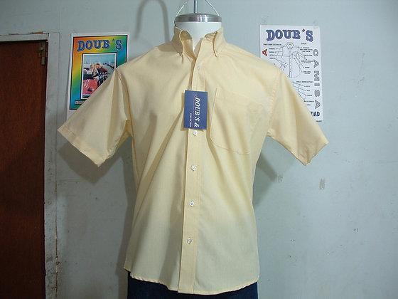 Camisas Color Mostaza