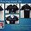 camisa racing mod. 84 postal