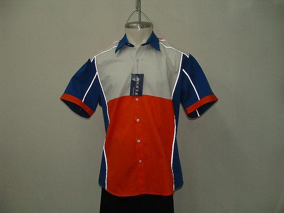 Camisas Racing Mod. 48 Con Reflejan te