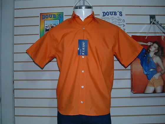 Camisas Color Naranja