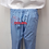 Filipina y Pantalón Medico Quirúrgico pantalón trasero