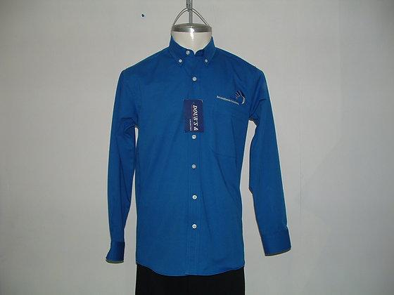 Camisas Color Azul Rey