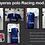 Playeras polo racing mod. 18 postal