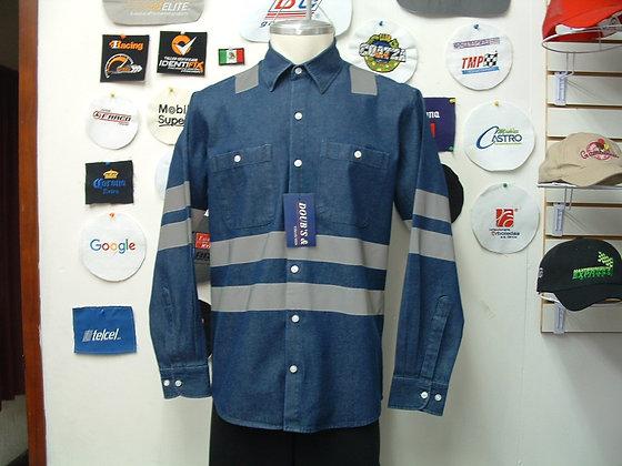 Camisas Mezclilla Mod. 7